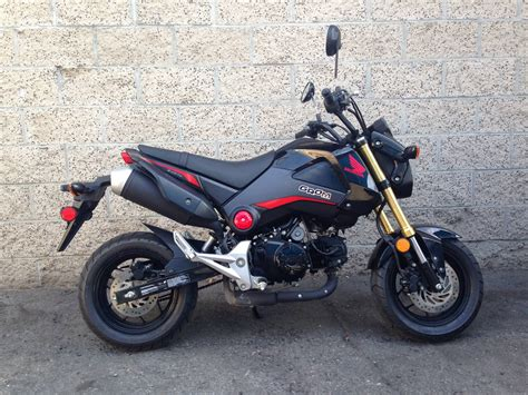 2015 Honda Grom For Sale Bellflower, Ca