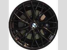 BMW 435i Wheels Rims Wheel Rim Stock OEM Replacement