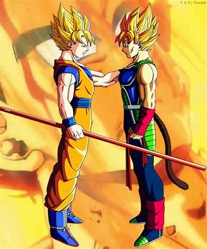 Goku Bardock Breaker Ssj3 Rose Ssj Vs