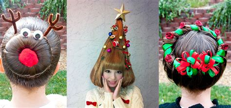 cute christmas hairstyle ideas for kids 2013 2014 mas hairstyles girlshue