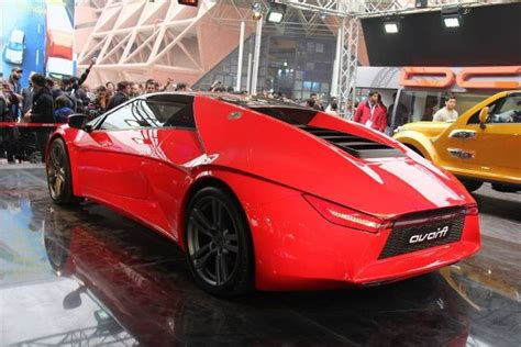 Avanti -the 1st Ever Low Priced Sports Car In India