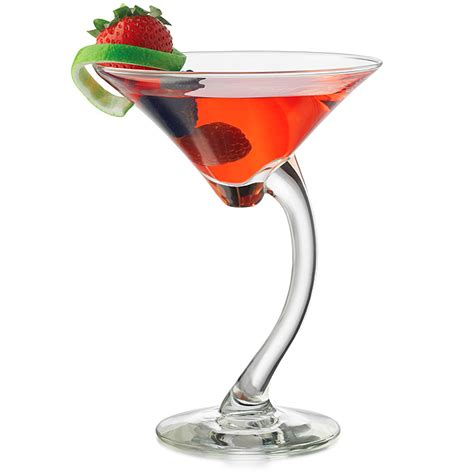 martini glass bravura martini glasses 7oz 200ml martini cocktail