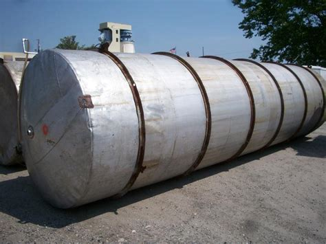 approximately  gallon  stainless steel