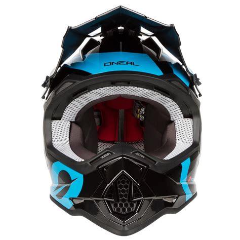 o neal helm o neal helm 2series rl slick schwarz blau 2019 maciag