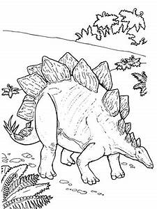 Images Of Swimming Dinosaur Coloring Pages