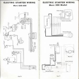 Mercury Outboard Pocket Service Guide From 1969