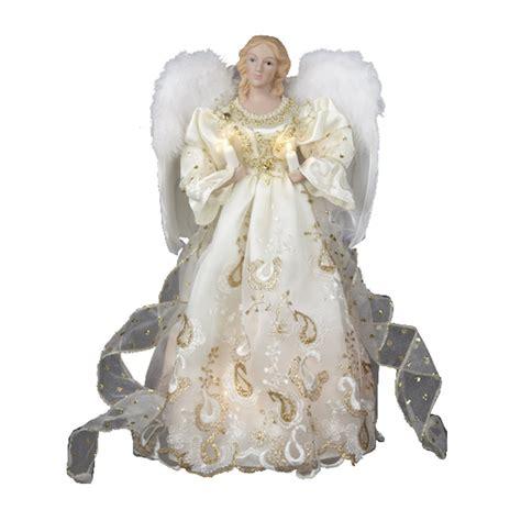 light up angel tree topper lighted christmas angel tree toppers christmas