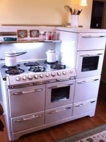 simple high end ranges and ovens ideas vintage kitchen stove 1951 aristocrat by okeefe and