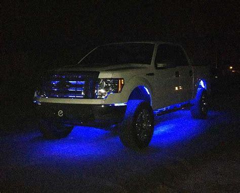 led lights for trucks automobile applications using led lighting