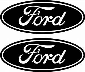 information about black ford logo wallpaper