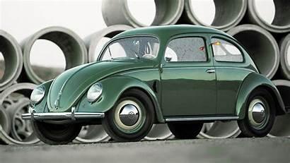 Beetle Volkswagen Classic Vw Wallpapers Escarabajo Hi