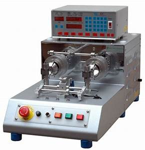 Two Spindle Motor Fly Winding Machine For Small Motors Wh