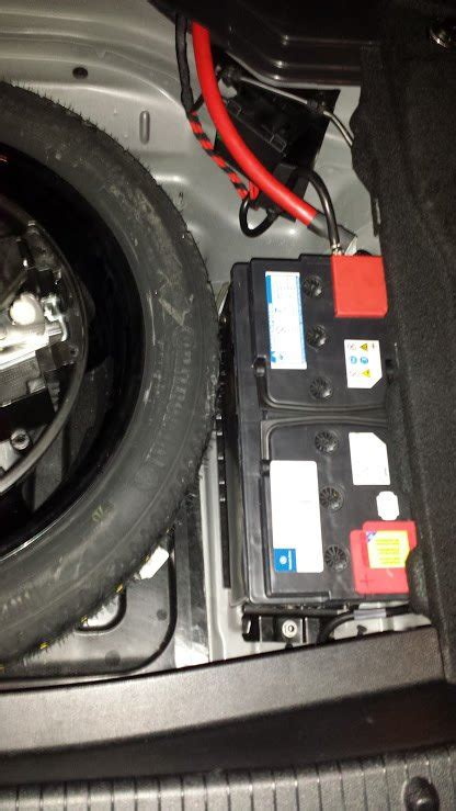 2010 e350 w212 aux battery replacement mbworld org forums