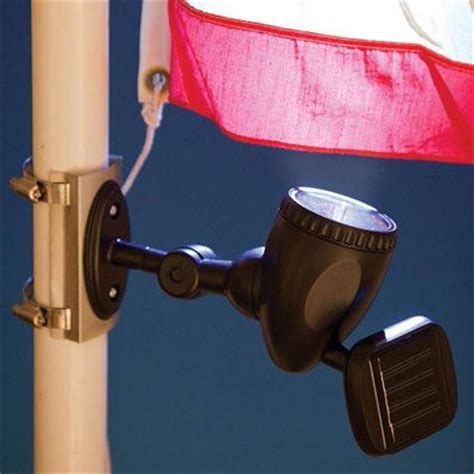 17 best ideas about flag pole lights on