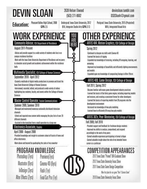 7 creative resume design layouts that will set you apart