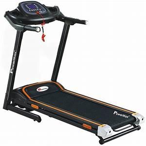 Powermax Fitness Tdm 115 Motorized Treadmill