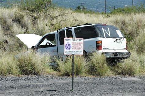 Abandoned Vehicle Disposal Costly To County In West Hawaii