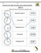Time Worksheet Oclock Quarter And Half Past Workbook Pages Galore 1st Grade Math Worksheets Mental Addition To 12 1 Math Worksheet MP21 Worksheet 1 Best Quality Download The Math Addition Worksheet Pdf File