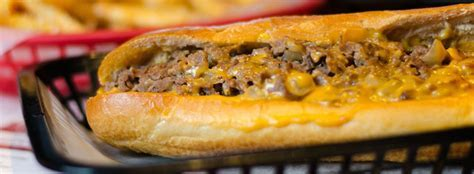 NYC's Only Authentic Cheesesteak   Shorty's