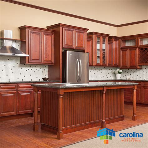 unfinished rta kitchen cabinets cherry cabinets all solid wood cabinets 10x10 rta kitchen 6635