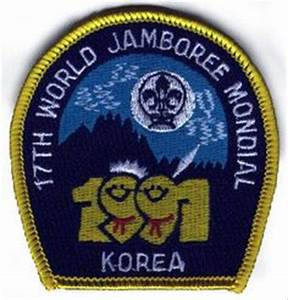 World Jamborees Oficial Badge / Jamborees Mundiales ...