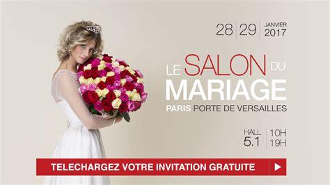 salon du mariage lille invitation gratuite salon du mariage 224 les 28 et 29 janvier 2017