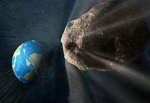 Near-earth Asteroid, Artwork Photograph by Henning Dalhoff
