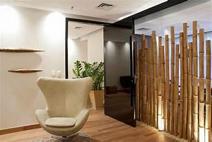 Bamboo Room Divider DIY — Best Home Decor Ideas : Classic