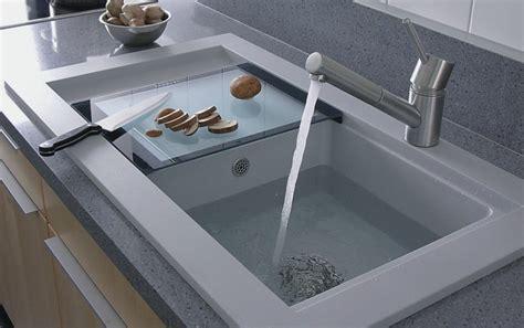 evier cuisine design évier granit de design moderne par schock