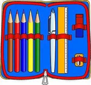 Clipart - pencil case
