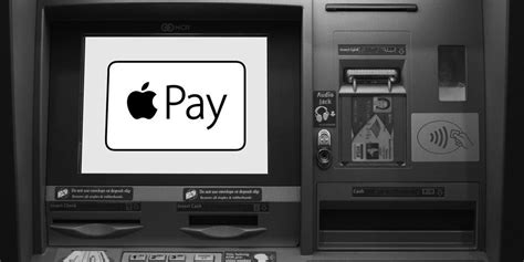 apple pay cardless withdrawals