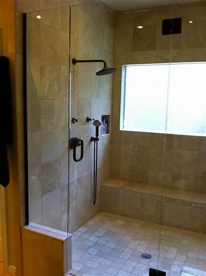 Shower Bathroom Remodel Master Bath Double Showers