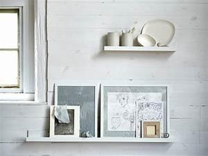 étagères Murales Ikea : tag re porte cadre comment l 39 utiliser et la d tourner joli place ~ Teatrodelosmanantiales.com Idées de Décoration