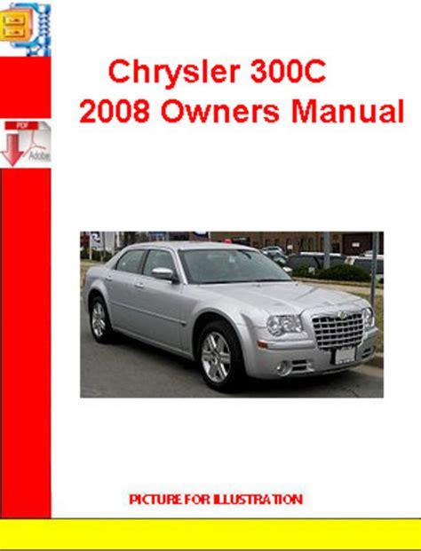 car manuals free online 1999 chrysler 300 user handbook car repair manuals online pdf 2011 chrysler 300 lane departure warning 2014 chrysler 300
