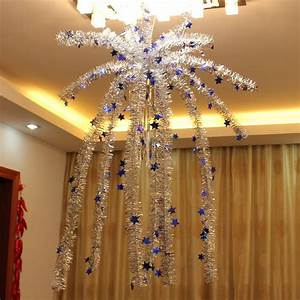 Hanging christmas lights ceiling : Lin fang ceiling christmas decorations hanging