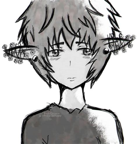 anime boy elf oc stephan anime elf boy manga by fridabiersackc by