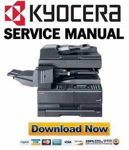 Kyocera Taskalfa 180   220 Service Manual  U0026 Repair Guide