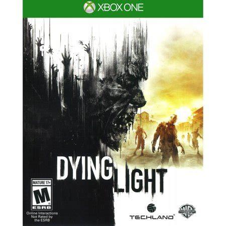 dying light xbox one walmart com