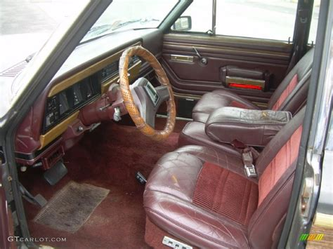 1991 jeep wagoneer interior 1988 jeep grand wagoneer 4x4 interior photo 50615634