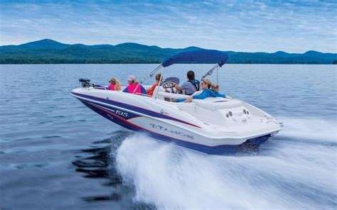 2013 Tahoe 195 Deck Boat by 2015 Tahoe 195 Tests News Photos And