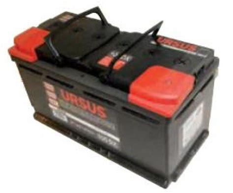 Batteria Ursus Max 100 Dx