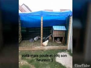 Construire Un Poulailler En Bois : comment construire un poulailler en bois youtube ~ Melissatoandfro.com Idées de Décoration