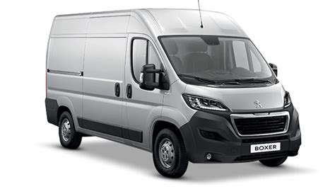 Peugeot Vans by New Peugeot Boxer Vans For Sale New Peugeot Boxer Vans