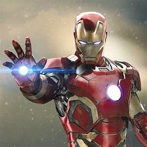 Iron, Man, Ipad, Wallpaper