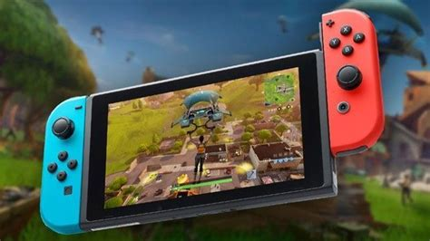 fortnite  nintendo switch llega gratis
