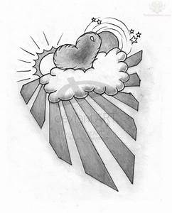 Clouds Drawing Tattoo | www.imgkid.com - The Image Kid Has It!