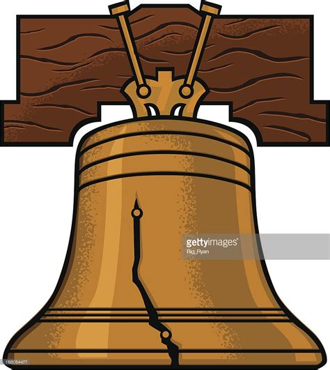 Liberty Bell Clipart Liberty Bell Vector Getty Images