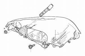 Volvo Xc90 Cap  Headlights  Headlamps  Code