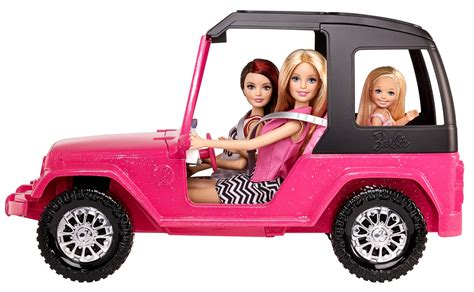 jeep barbie power wheels barbie jeep awesome toys for kids a pink