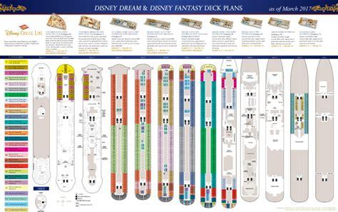 disney deck plan deck plans disney disney the disney